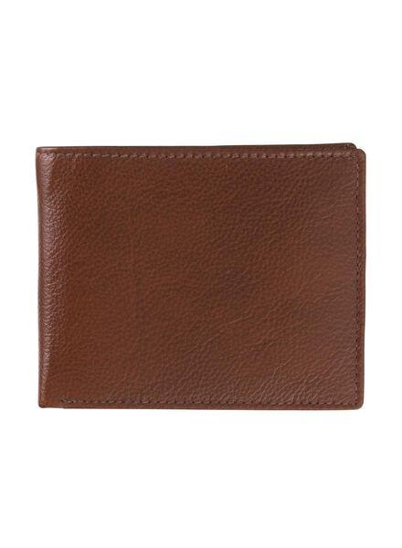 leren portemonnee - 18190131 - HEMA