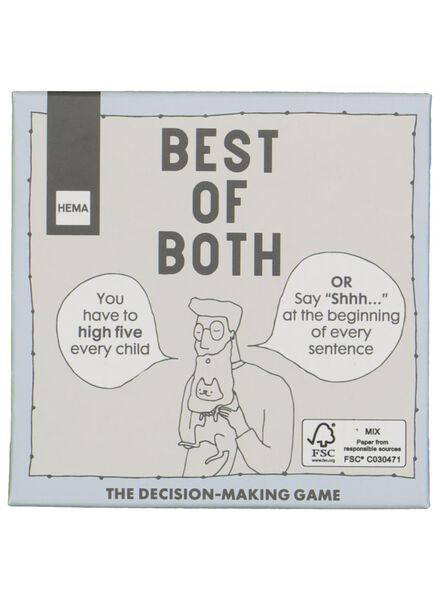 dilemma spel - 60200441 - HEMA