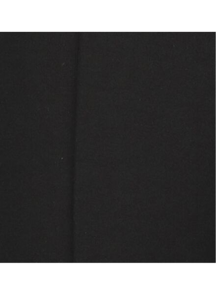 damesbroek zwart zwart - 1000015357 - HEMA