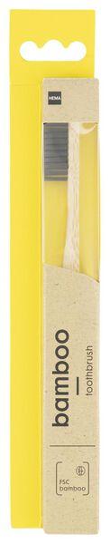 tandenborstel bamboe - 11141040 - HEMA