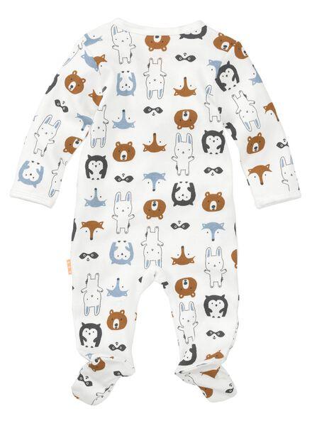 5-pak baby newborn cadeauset gebroken wit gebroken wit - 1000008466 - HEMA