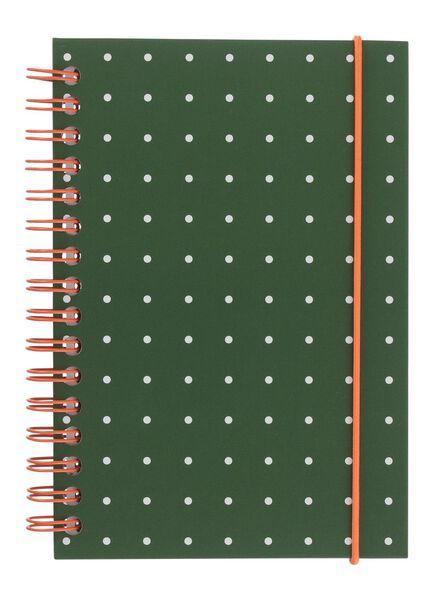 notitieboek A6 gelinieerd - 14101341 - HEMA