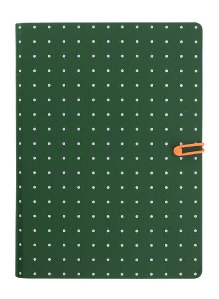 notitieboek A5 gelinieerd - 14101325 - HEMA