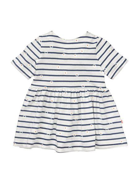 baby jurk blauw blauw - 1000012703 - HEMA