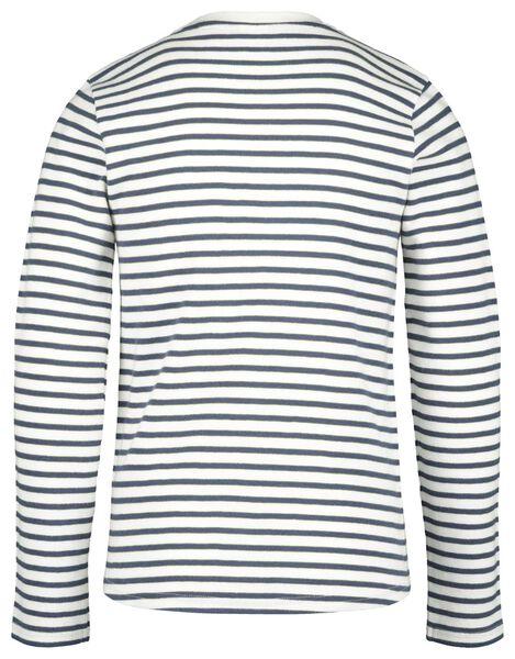 kindersweater donkerblauw donkerblauw - 1000020230 - HEMA