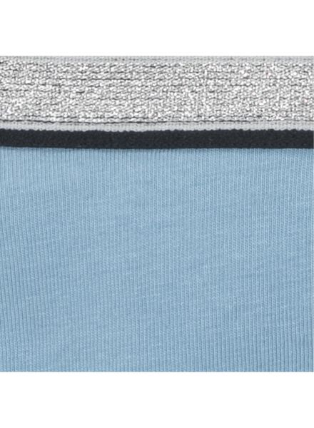 3-pak kinderboxers blauw blauw - 1000009761 - HEMA