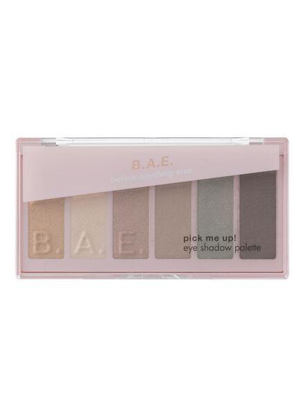 B.A.E. eye shadow palette 02 pick me up - 17700033 - HEMA