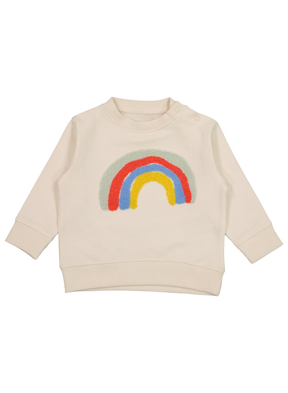 babysweater ecru HEMA