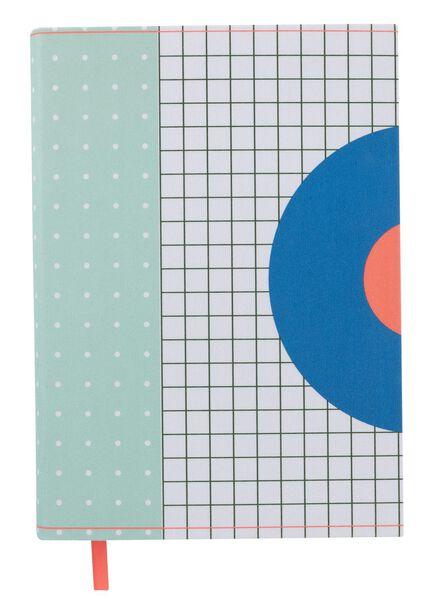 notitieboek A5 blanco - 14101328 - HEMA