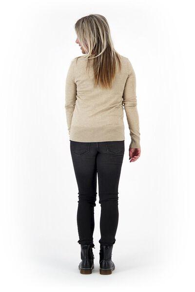 damesvest beige S - 36399737 - HEMA