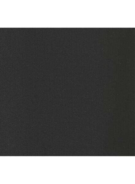 damesslip second skin zwart zwart - 1000006595 - HEMA