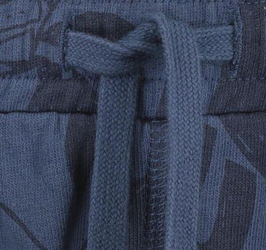 2-pak kindershorts blauw blauw - 1000019017 - HEMA