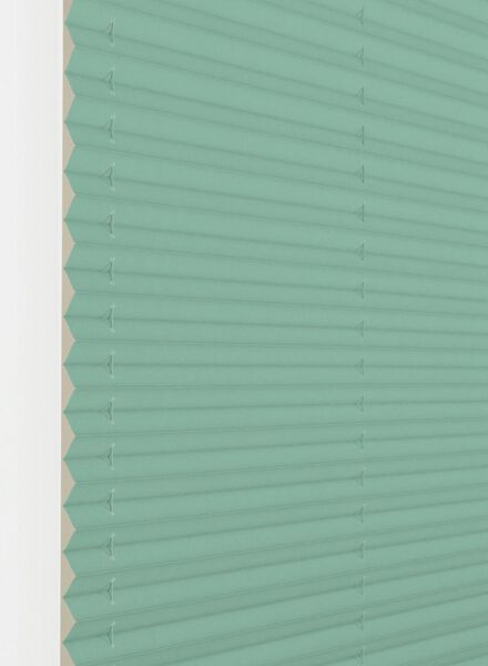 plisségordijn structuur grof transparant 20 mm - 7430094 - HEMA