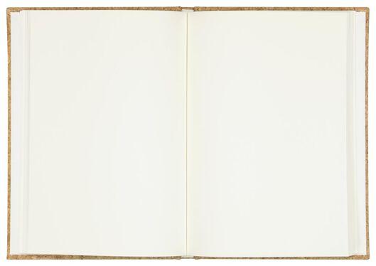 notitieboek A5 blanco - 14122263 - HEMA