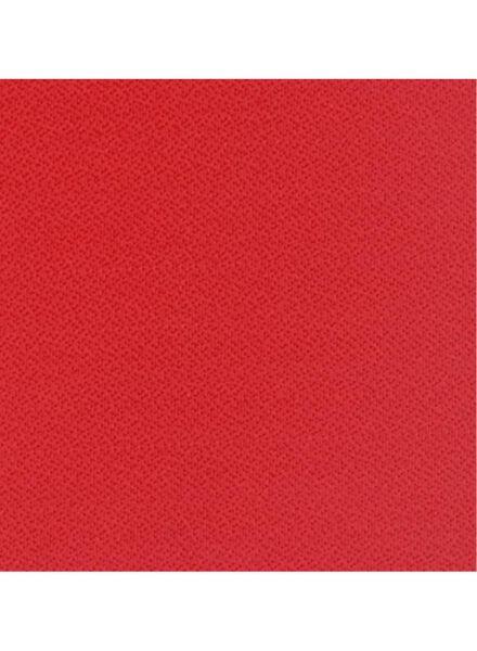 damesjurk rood rood - 1000007744 - HEMA