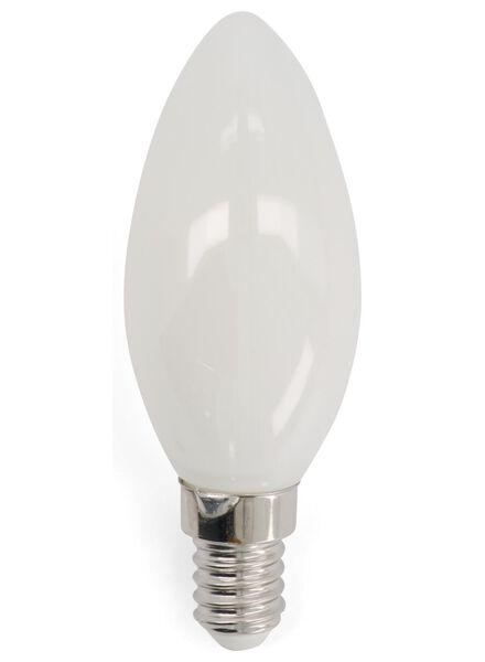 LED lamp 25W - 250 lm - kaars - mat - 20020020 - HEMA