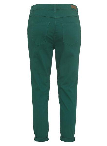 dames skinny broek groen groen - 1000007277 - HEMA