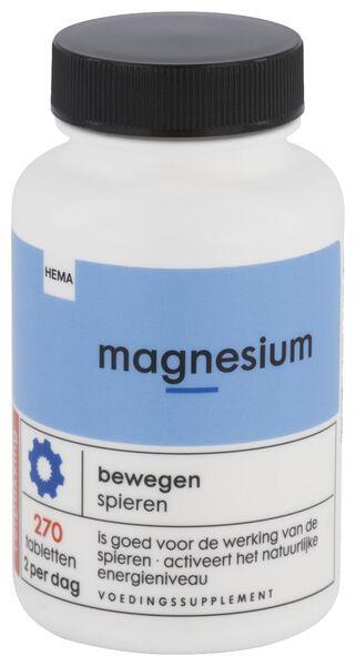 magnesium voordeel - 270 stuks - 11404002 - HEMA
