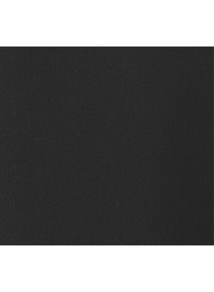 damesbadpak zwart zwart - 1000006619 - HEMA