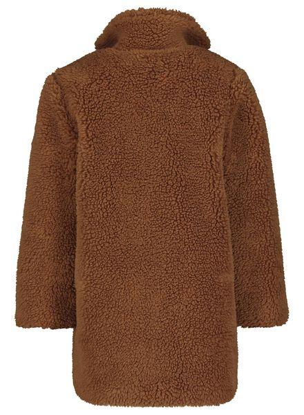 teddy kinderjas camel camel - 1000017011 - HEMA
