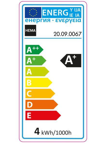 2-pak LED spots 4 watt - GU10 fitting - 270 lumen - 20090067 - HEMA