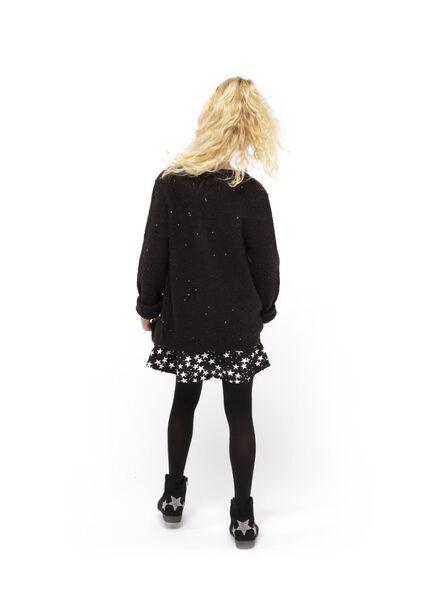 kindervest zwart 86/92 - 30810258 - HEMA