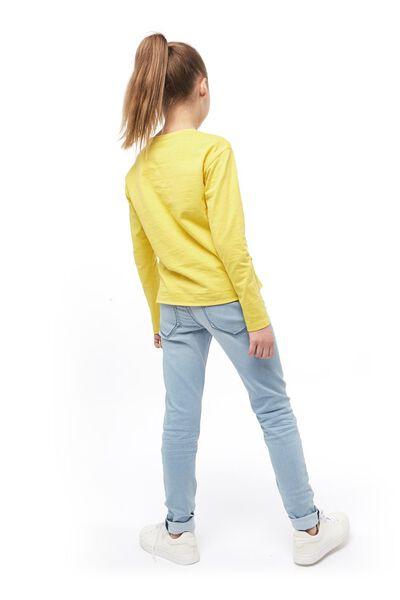 kinder skinny jeans denim denim - 1000018056 - HEMA