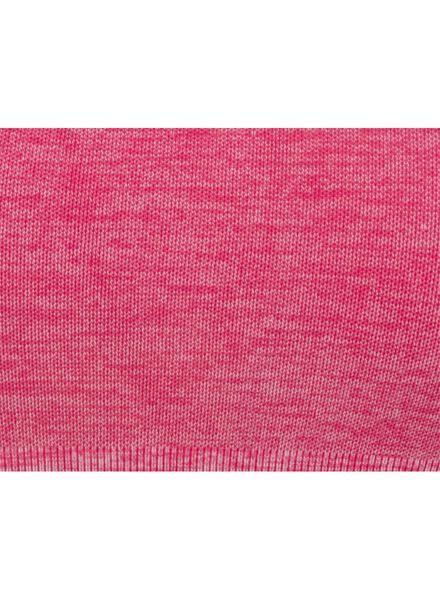 dames sporttop naadloos roze roze - 1000008125 - HEMA