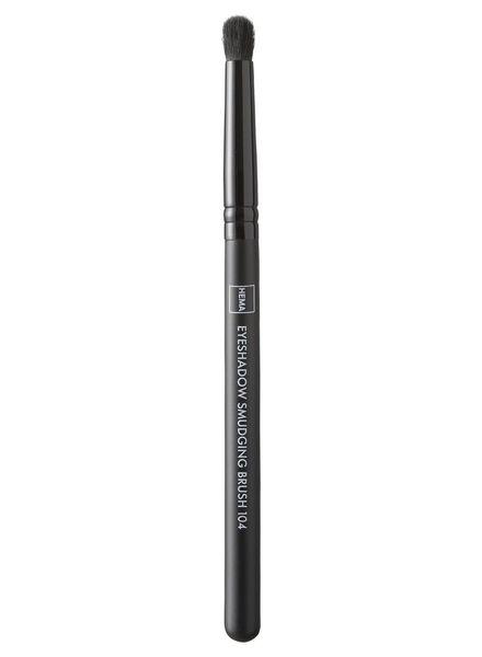 eyeshadow smudging brush 104 - 11201104 - HEMA