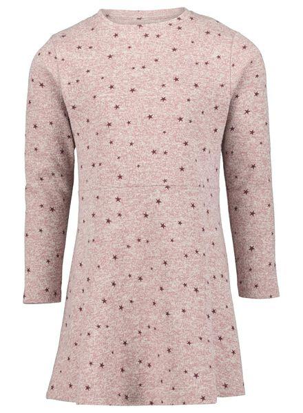 kinderjurk roze roze - 1000016512 - HEMA