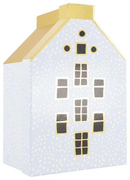 cadeaudoos 17x18x12 - huis - 25900158 - HEMA