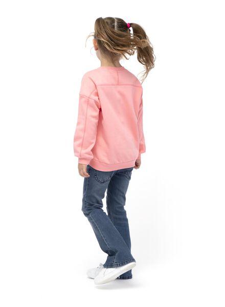 kindersweater roze roze - 1000013696 - HEMA