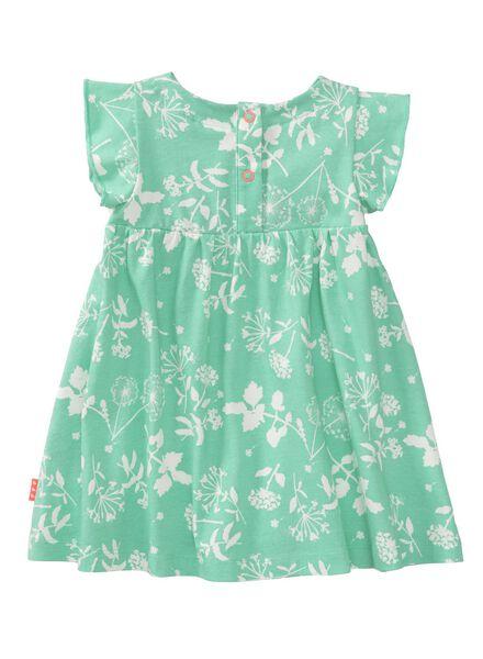 baby jurk groen groen - 1000008164 - HEMA