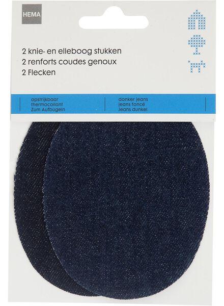 kniestukken - 1491021 - HEMA