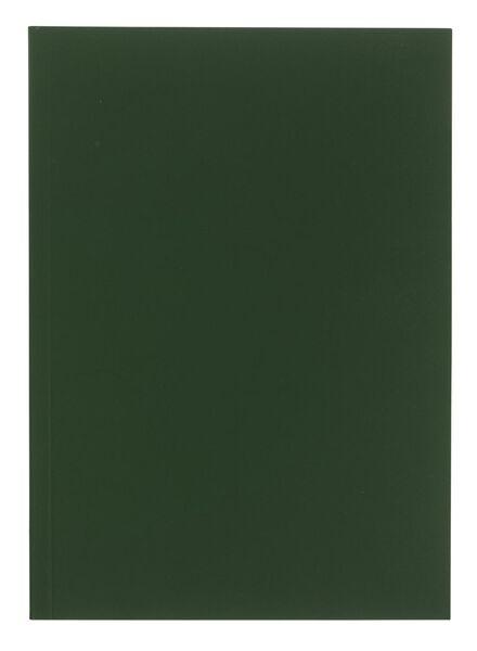 notitieboek A5 gelinieerd - 14101352 - HEMA