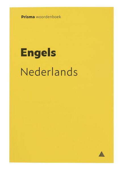 Prisma woordenboek Engels-Nederlands - 14910131 - HEMA