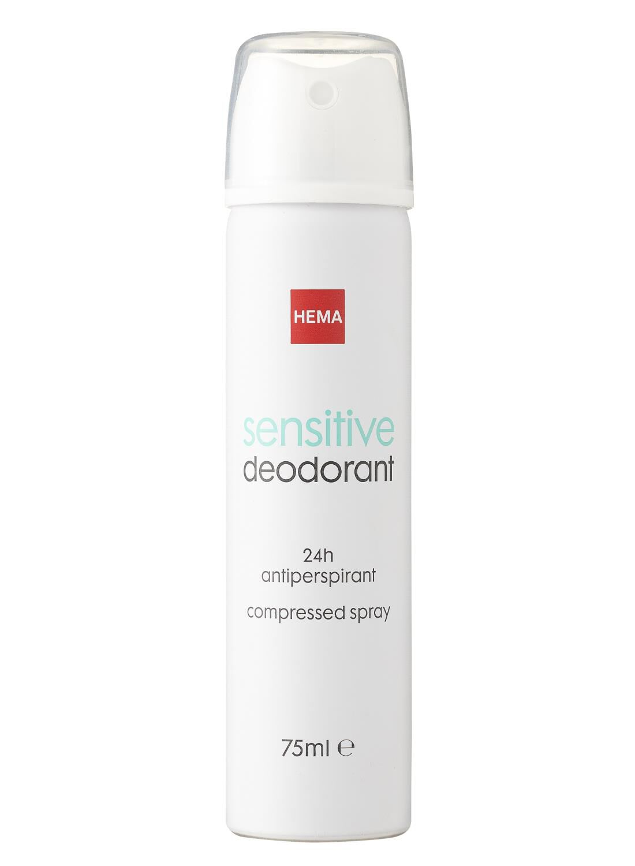 HEMA Deodorant Spray Sensitive