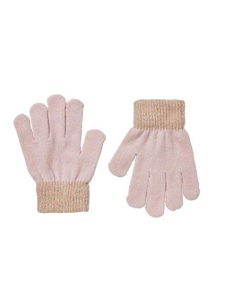 kinderhandschoenen roze roze - 1000009914 - HEMA