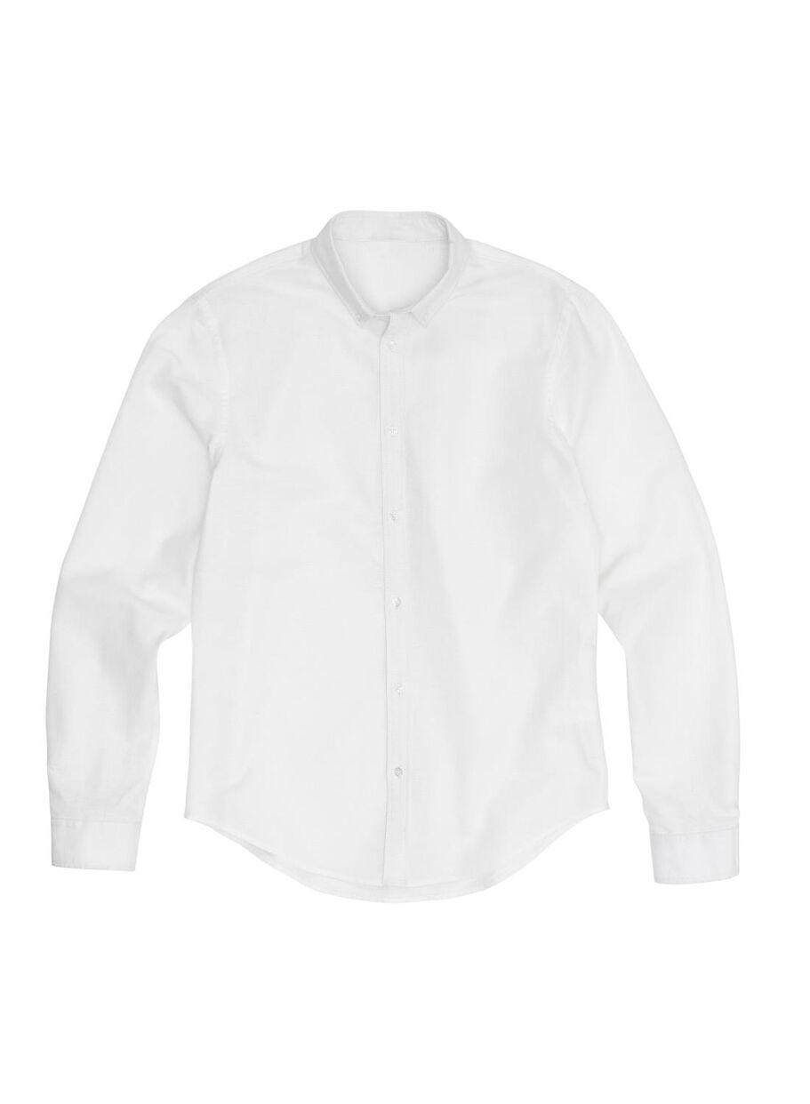 Heren Overhemd Wit.Heren Overhemd Wit Hema