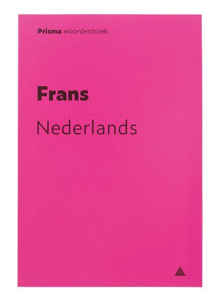 Prisma woordenboek Frans-Nederlands - 14910133 - HEMA