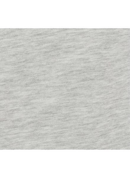 2-pak kinder t-shirts grijsmelange grijsmelange - 1000011195 - HEMA