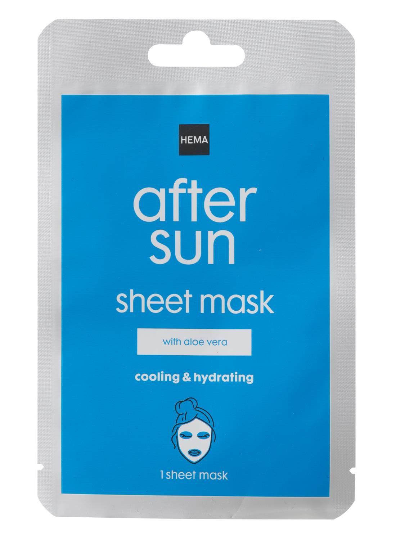 HEMA Aftersun Sheet Masker