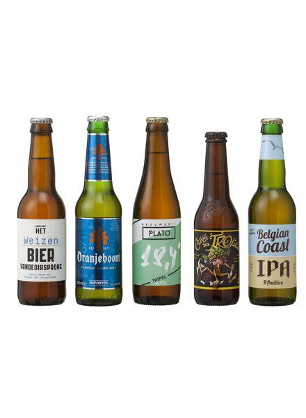 kist met speciaalbieren - 17400026 - HEMA