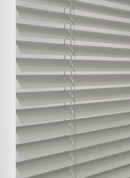 jaloezie aluminium zijdeglans 50 mm - 7420092 - HEMA