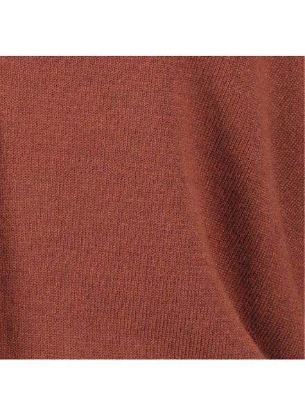damesvest bruin bruin - 1000014778 - HEMA