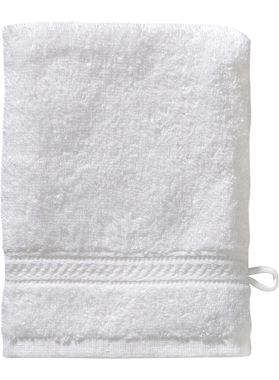 washand - zware kwaliteit - wit uni