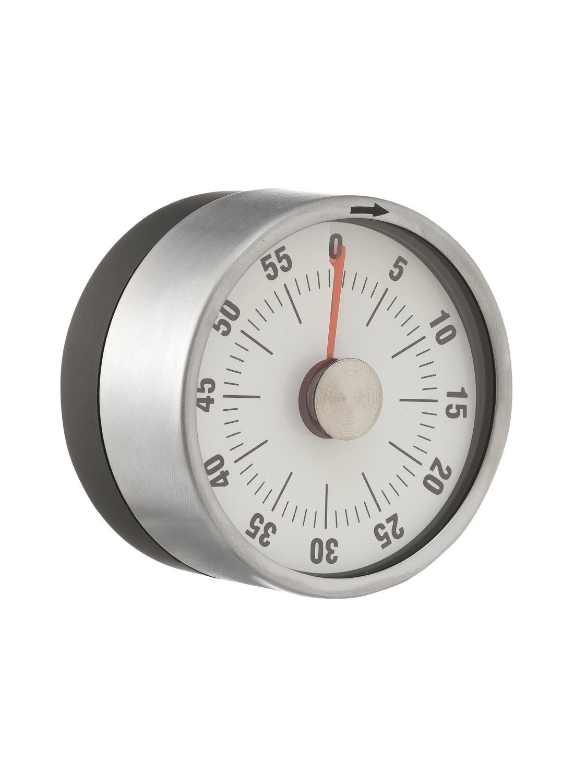 HEMA Kookwekker Magnetisch (zilvergrijs)