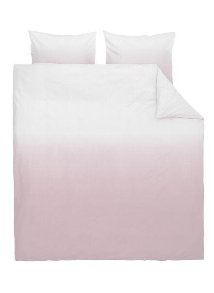 soft cotton dekbedovertrek 240 x 220 cm - 5700161 - HEMA