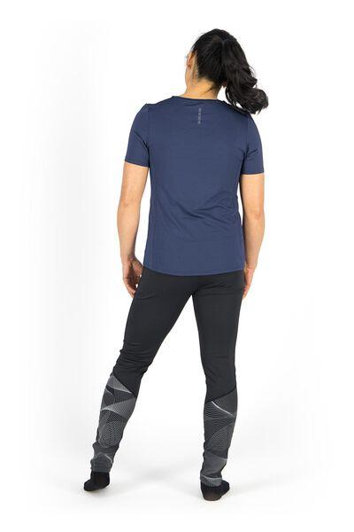 dames sportlegging zwart zwart - 1000017407 - HEMA