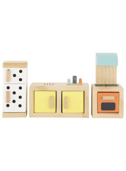 houten interieur set - keuken - 15120037 - HEMA